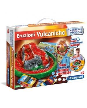 ERUZIONI VULCANICHE - CLEMENTONI 13995