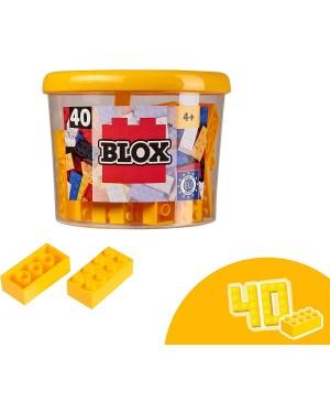 40 MATTONCINI GIALLI COMPATIBILI 100% LEGO - 104118857
