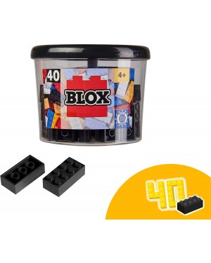 40 BLOX PIETRE IN DOSE NERE - SIMBA 104118895