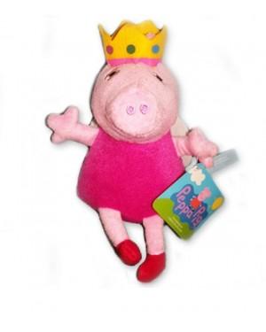PELUCHE PEPPA PIG CM 25 PEPPA PIG FATINA