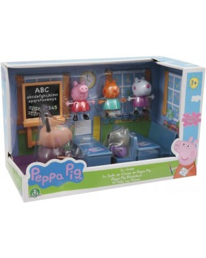 PEPPA PIG LA CLASSE - GIOCHI PREZIOSI PPC10000