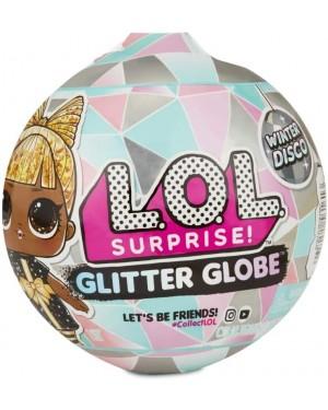 LOL SURPRISE GLITTER GLOBE - GIOCHI PREZIOSI LLU98000