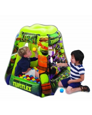 PLAYGROUND TENDA TURTLES 20PALLINE