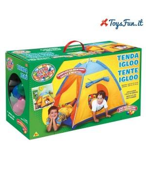 TENDA CON 100 PALLINE - GIOCHI PREZIOSI RDF50018