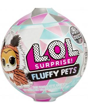 LOL SURPRISE FUFFY PETS WINTER - GIOCHI PREZIOSI LLU86000