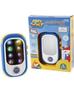 SUPERWINGS SMARTPHONE PARLANTE - GIOCHI PREZIOSI UPW37000
