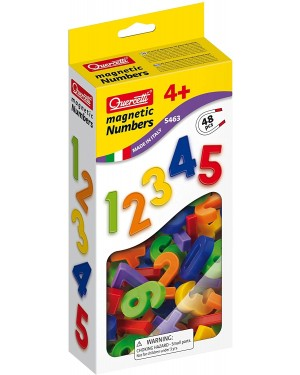 NUMERI MAGNETICI 48 PEZZI - QUERCETTI 054611