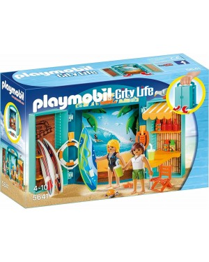 PLAY BOX L'ANGOLO DEL SURF - PLAYMOBIL 5641P