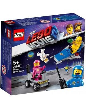 LA SQUADRA SPAZIALE DI BENNY LEGO MOVIE - LEGO 70841