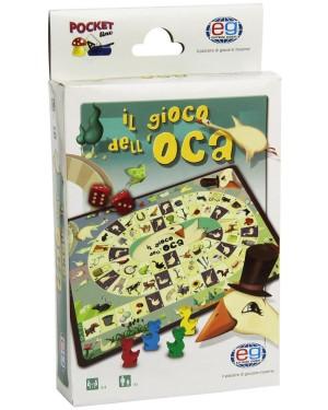 IL GIOCO DELL'OCA POCKET -  EDITRICE GIOCHI 3121
