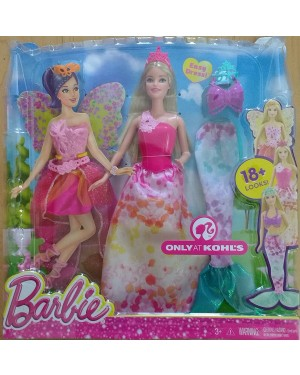 BARBIE FAIRY TALE DOLL - MATTEL CNC14