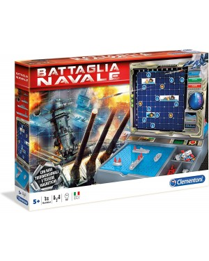 BATTAGLIA NAVALE - CLEMENTONI 11133C