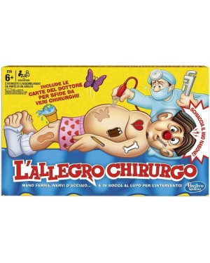 ALLEGRO CHIRURGO VERSIONE CLASSICA - HASBRO B21764560