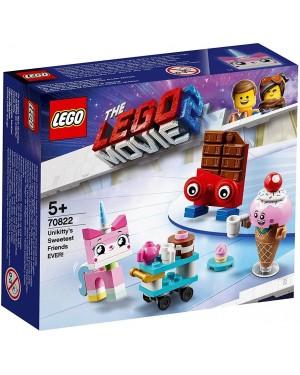 GLI AMICI DI UNIKITTY - LEGO MOVIE 2 70822