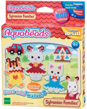 AQUABEDS KIT PERSONAGGI SYLVANIAN FAMILIES - 31068A