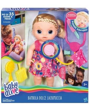 BABY ALIVE DOLCE LACRIMUCCIA - HASBRO C0957