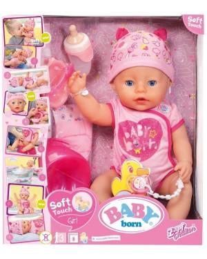 BABY BORN GIRL - GIOCHI PREZIOSI BBY00000