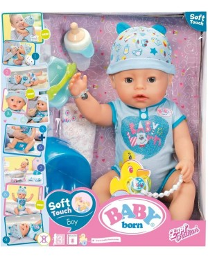 BABY BORN BOY - GIOCHI PREZIOSI BBY01000