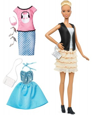 BARBIE FASHIONISTAS - MATTEL DTF07