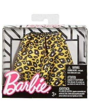 BARBIE FASHIONS GONNA LEOPARDATA - MATTEL 07994