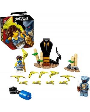 BATTAGLIA EPICA JAY VS SERPENTINO - LEGO NINJAGO 71732