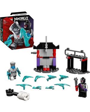 BATTAGLIA EPICA ZANE VS NINDROID - LEGO NINJAGO 71731