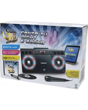 CANTA TU LIGHT  AND SOUND - GIOCHI PREZIOSI CTC01000