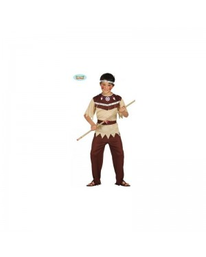 COSTUME INDIANO - CARNIVAL TOYS 14689