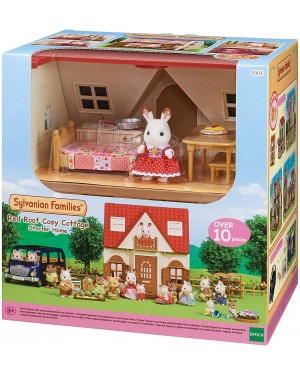 COSY COTTAGE STARTER -SYLVANIAN FAMILIES 5303.SYL