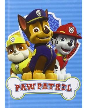 DIARIO SCUOLA PAW PATROL - 863448
