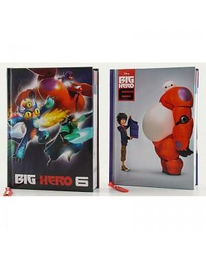 DIARIO BIG HERO 6 - 152001