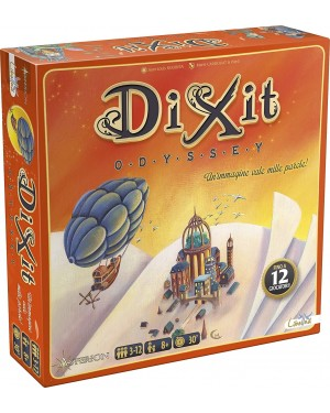 DIXIT ODYSSEY - ASTERION 8005