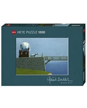 DOMANI QUINT BUCHHOLZ PUZZLE 1000 PZ - HEYE 29538