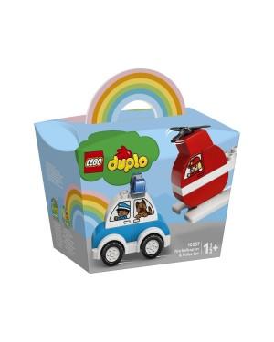 ELICOTTERO ANTINCENDIO - LEGO 10957L