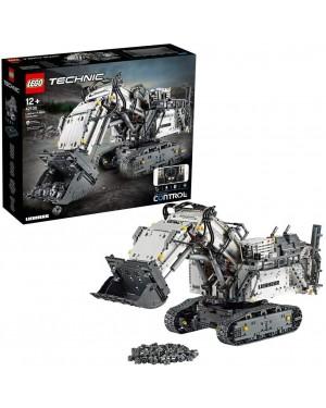 ESCAVATORE LIEBHERR R 9800 COMANDATO - LEGO TECHNIC 42100L