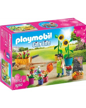 FIORISTA - PLAYMOBIL CITY LIFE 9082