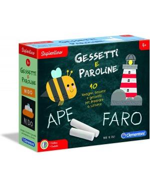 GESSETTI E PAROLINE EDUCATIVO - CLEMENTONI 16125