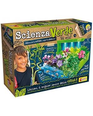 I'M GENIUS SUPER GREEN SCIENZA VERDE - LISCIANI 84302LS