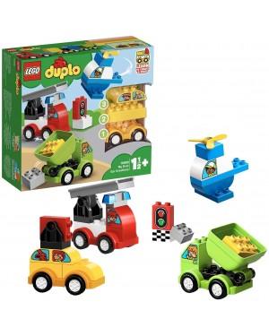 I MIEI PRIMI VEICOLI - LEGO DUPLO 10886