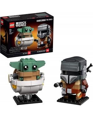 IL MANDARIOLANO E IL BAMBINO - LEGO STAR WARS 75317