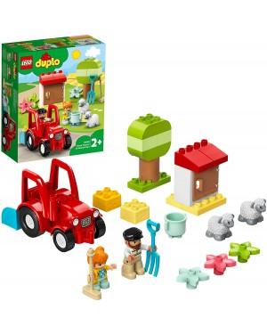 IL TRATTORE DELLA FATTORIA - LEGO 10950