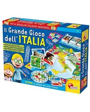 I'M GENIUS IL GRANDE GIOCO D'ITALIA - LISCIANI 56453