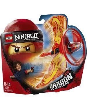 KAI MAESTRO DRAGONE - LEGO NINJAGO 70647