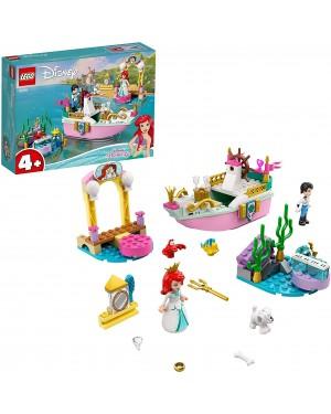 LA BARCA DELLE FESTE DI ARIEL - LEGO DISNEY 43191