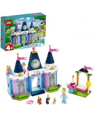 LA FESTA AL CASTELLO - LEGO DISNEY 43178