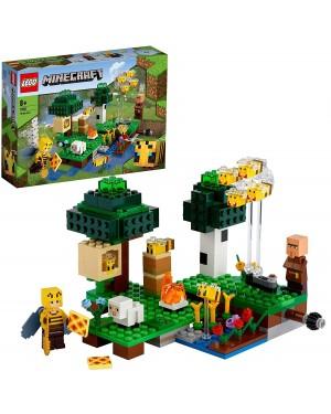 LA FATTORIA DELLE API - LEGO MINECRAFT 21165