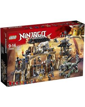 LA FOSSA DEL DRAGONE - LEGO STAR WARS NINJAGO 70655