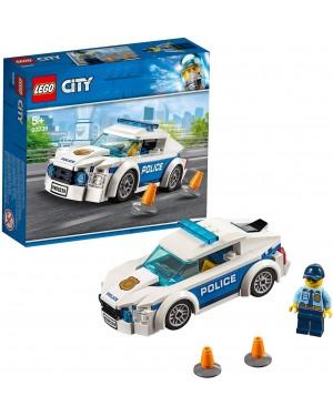 LEGO CITY AUTO DI PATTUGLIA POLIZIA - LEGO 60239