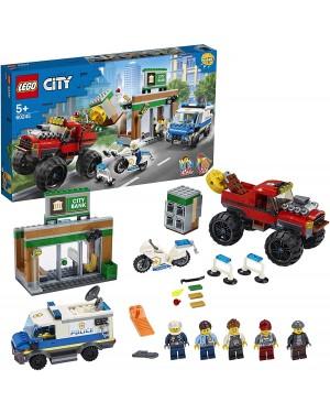 LEGO CITY RAPINA SUL MONSTER TRUCK - LEGO 60245