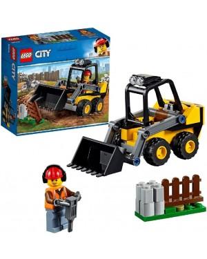 LEGO CITY RUSPA DA CANTIERE - LEGO 60219